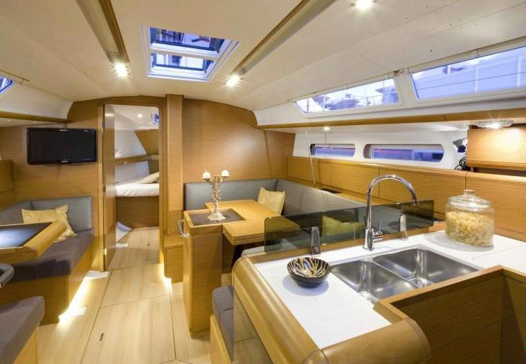 Greek Sailing Cruise internal