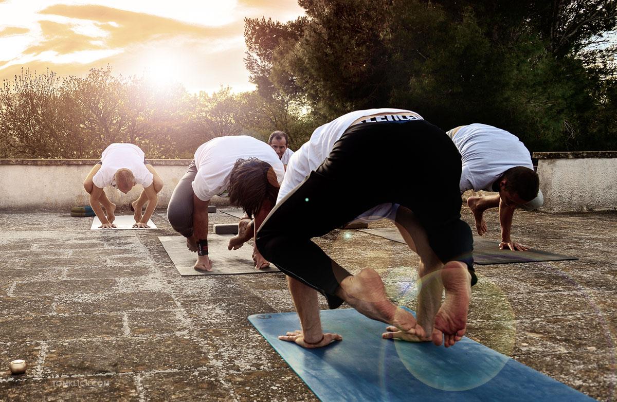 Italy Yoga Retreat New Poses