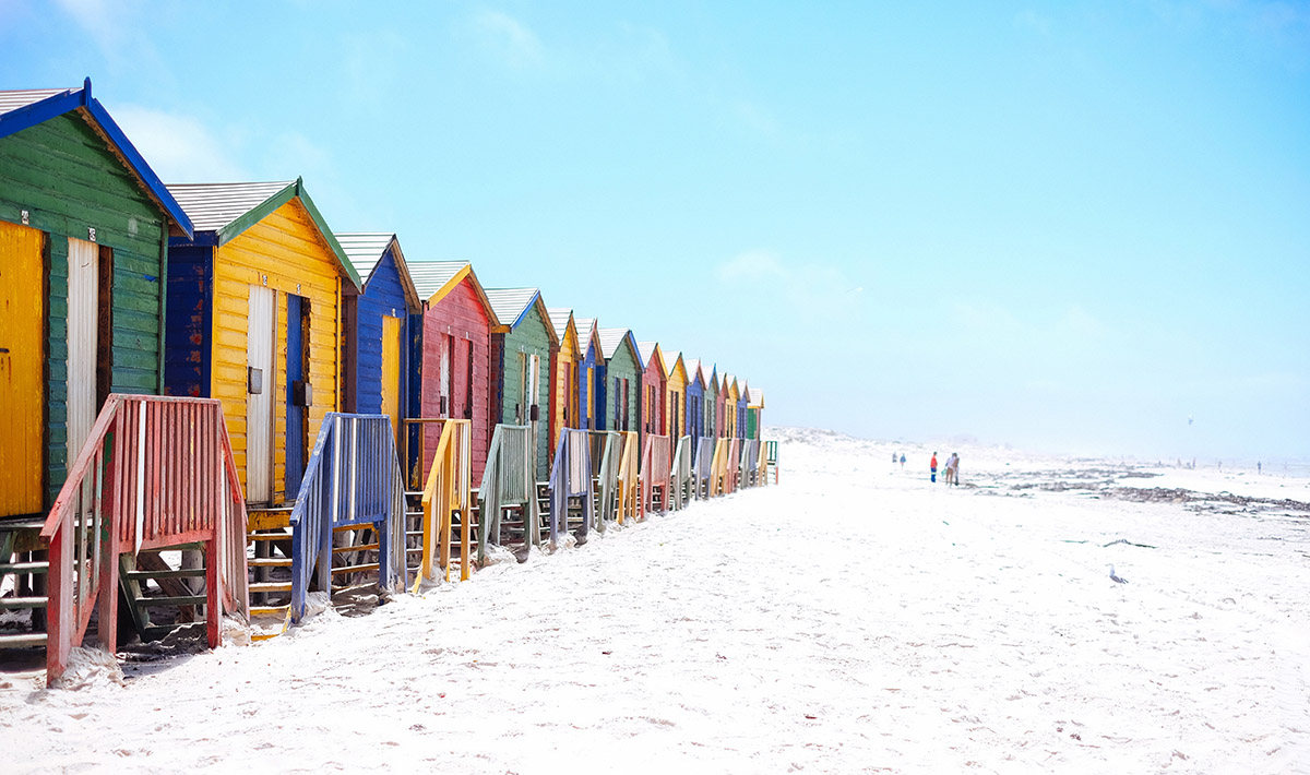 Luxury Safari St James beach houses