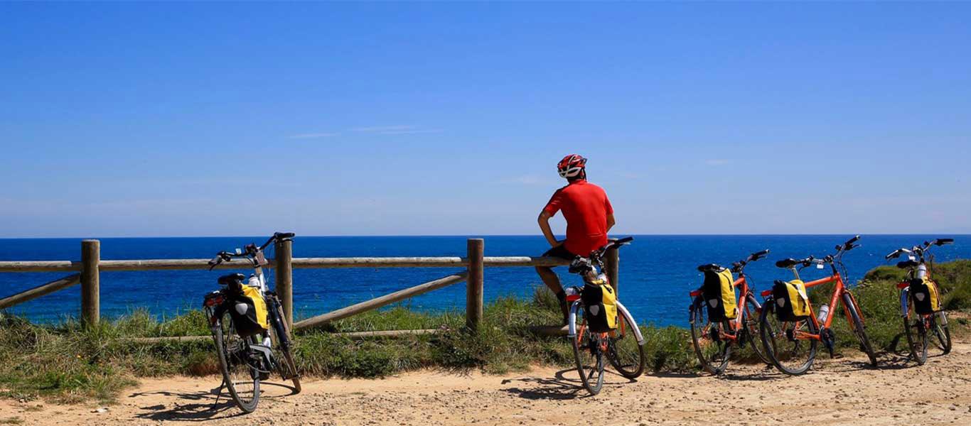 Puglia Bike Tour Beach