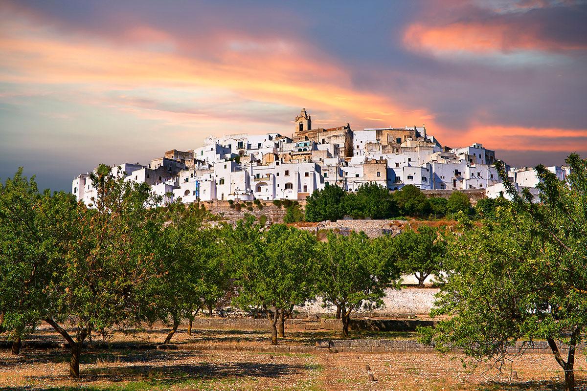 Puglia Luxury Tour Food and Wine Borgo Ostuni