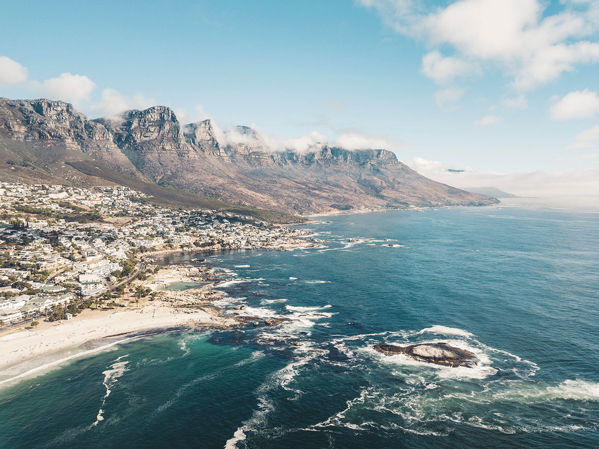 South Africa and Namibia Tour Cape Town