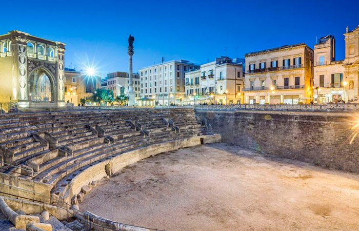Luxury Food and Wine Tour Lecce